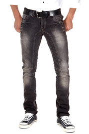 DIFFER Hüftjeans (stretch) slim fit