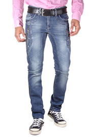 DIFFER Stretchjeans slim fit