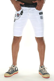 BRIGHT MORATO DENIM Shorts auf oboy.de