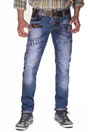 BRIGHT FASHION Jeans regular fit auf oboy.de