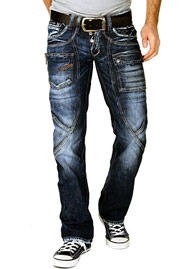 BRIGHT FASHION H�ftjeans auf oboy.de