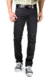 BRIGHT FASHION H�ftjeans straight fit auf oboy.de