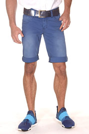 BRIGHT Denim Shorts auf oboy.de