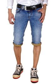 BRIGHT Denim Shorts slim fit