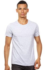 G-STAR BASIC HEATHER T-Shirt Rundhals regular fit 2 Stück auf oboy.de