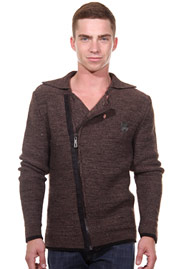MCL Strickjacke slim fit auf oboy.de