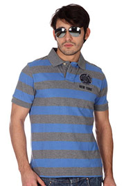 DITCH PLAINS Vintage Striped Polo auf oboy.de