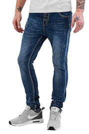 BANGASTIC Open Placket Jeans Blue auf oboy.de