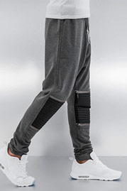 BANGASTIC StrongBang Sweat Pants Grey auf oboy.de