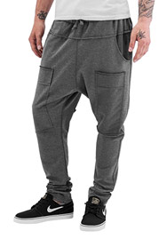 BANGASTIC Rafu Sweat Pants Grey auf oboy.de