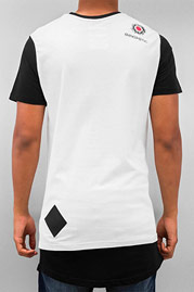 BANGASTIC Plaid T-Shirt White auf oboy.de