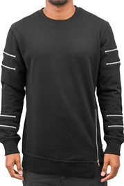 BANGASTIC Brooklyn Sweatshirt Black auf oboy.de