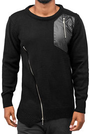 BANGASTIC Knit Sweater Black auf oboy.de