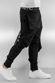 BANGASTIC New Pocket Sweatpants Black auf oboy.de