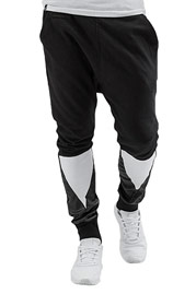 BANGASTIC Vencel Sweat Pants Black auf oboy.de
