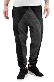BANGASTIC Knit II Sweatpants Black auf oboy.de