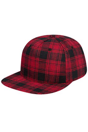 BANGASTIC Checked Snapback Cap Colored auf oboy.de