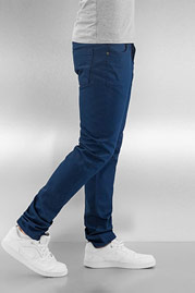 CAZZY CLANG Tone III Straight Fit Jeans Blue auf oboy.de