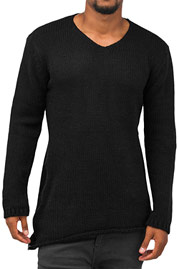 CAZZY CLANG Knit Sweater Black auf oboy.de