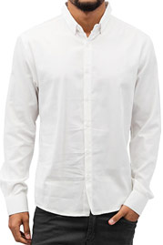 CAZZY CLANG Rom Shirt White auf oboy.de