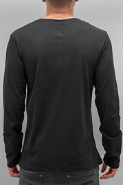 CAZZY CLANG Square Longsleeve Black auf oboy.de