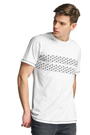 CAZZY CLANG Cannes T-Shirt White auf oboy.de