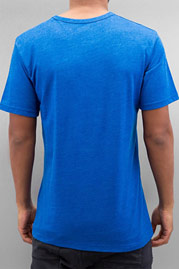 CYPRIME Breast Pocket T-Shirt Blue auf oboy.de