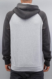 CYPRIME Two Tone Zip Hoody Grey/Anthracite auf oboy.de