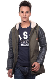 CATCH Parka slim fit auf oboy.de