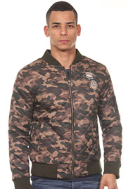 CATCH Steppjacke slim fit auf oboy.de