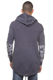 CATCH Kapuzensweatjacke slim fit auf oboy.de