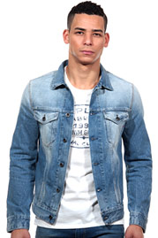 REPLAY Jeansjacke regular fit auf oboy.de