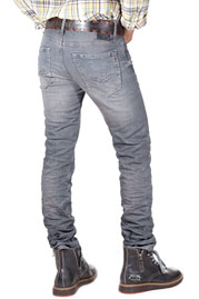 REPLAY WAITOM Stretchjeans straight fit auf oboy.de