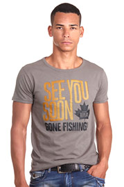 REPLAY T-Shirt Rundhals slim fit auf oboy.de