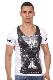 REPLAY T-Shirt Rundhals regular fit auf oboy.de