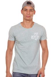 REPLAY T-Shirt Rundhals auf oboy.de
