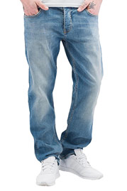 ECKO UNLTD. Soo Straight Fit Jeans Light Blue auf oboy.de