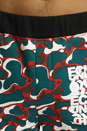 ECKO UNLTD. Joe Sweatpants Red/Camo auf oboy.de