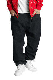 ECKO UNLTD. Tatooine Baggy Fit Jeans Raw Blue auf oboy.de