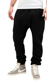JUST RHYSE Rasco Sweat Pant Black auf oboy.de