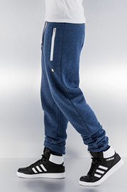 JUST RHYSE Momo Sweat Pants Indigo Melange auf oboy.de