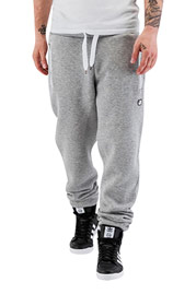 JUST RHYSE Momo Sweat Pants Grey Melange auf oboy.de