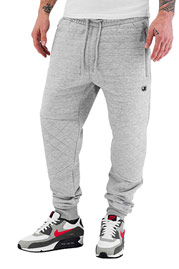 JUST RHYSE Riff Sweat Pants Grey Melange auf oboy.de
