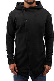 JUST RHYSE Era Cardigan Black auf oboy.de