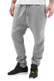 JUST RHYSE Coolness Sweat Pants Grey auf oboy.de