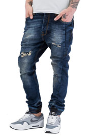 JUST RHYSE Antifit Jeans Blue auf oboy.de