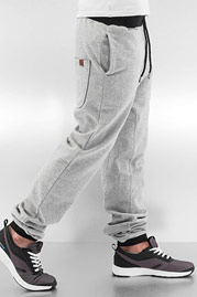 JUST RHYSE Beat 2.0 Sweat Pants Grey auf oboy.de