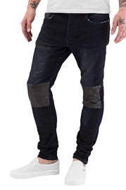 JUST RHYSE PU Antifit Jeans Blue auf oboy.de