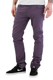 JUST RHYSE Basic III Chino Pants Dark Grey auf oboy.de