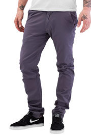 JUST RHYSE Basic 2.0 Chino Pants Grey auf oboy.de